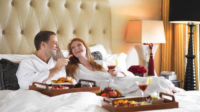 C mo sorprender a tu pareja 20 ideas y sorpresas - Ideas romanticas para hacer en casa ...