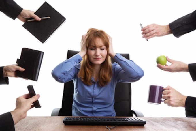 estrés emocional e impotencia