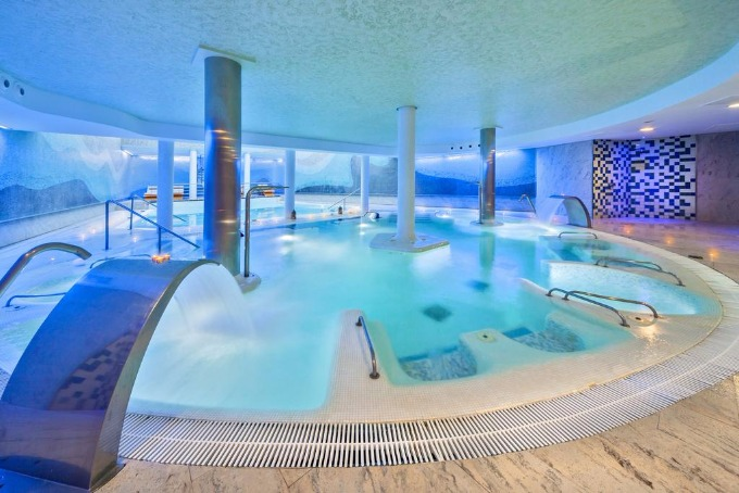 Hoteles para parejas en España