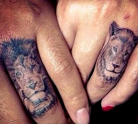 tattoo para parejas