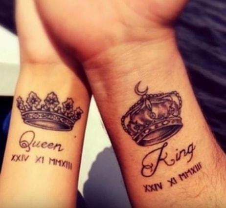 Los 28 Mejores Tatuajes Para Parejas Enamoradas Fotos
